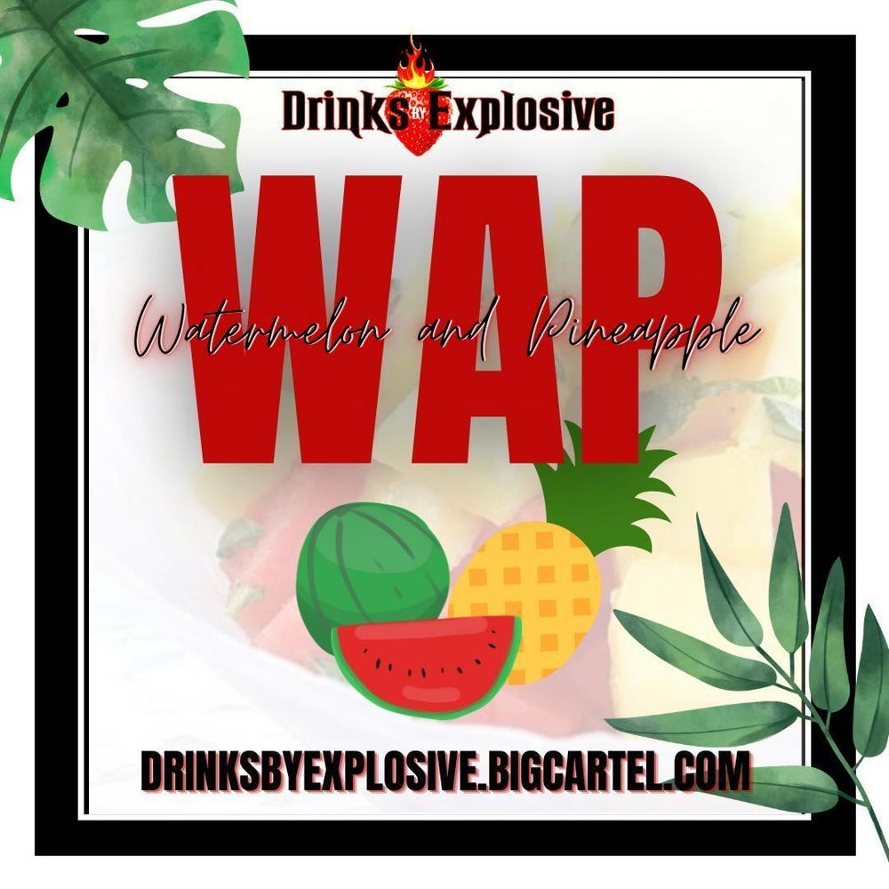 Image of W.A.P Watermelon and Pineapple Lemonade