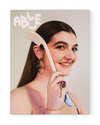*PRE ORDER* Able Zine Issue 2 COVER 1