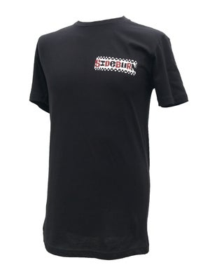 Image of Two-Tone T-shirt - Black