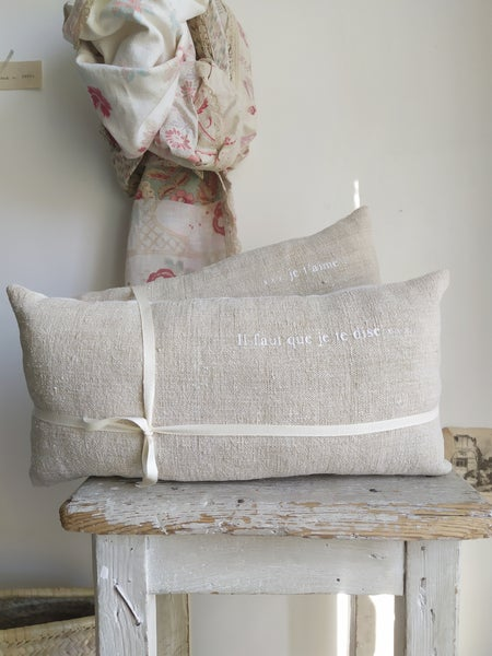 Image of Coussin Duo {CDUO-48.6}