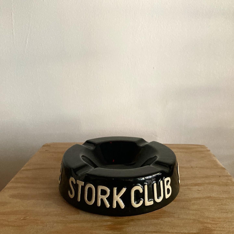 Image of Stork Club Ashtray