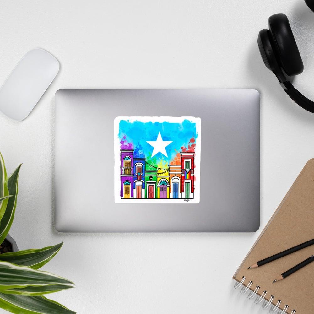 Image of Pride Month (Sticker)