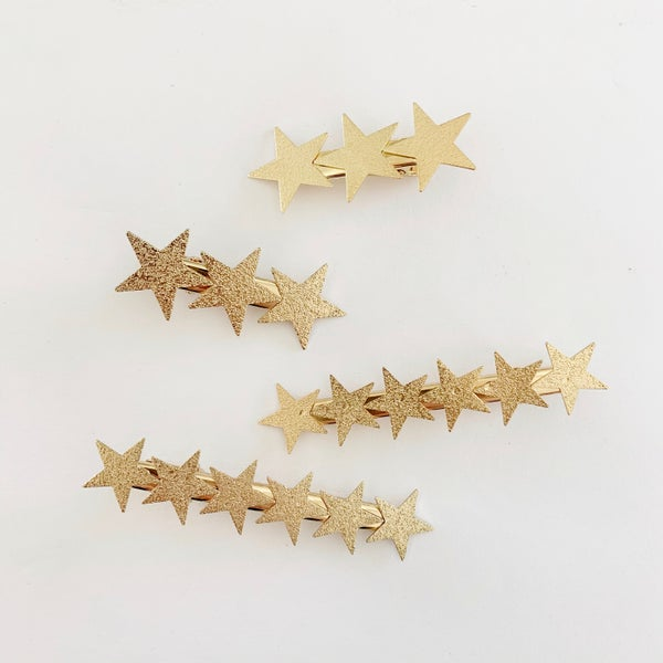 Image of Gold Star Clips