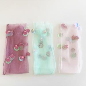 Image of Sequin Confetti Dreams Socks