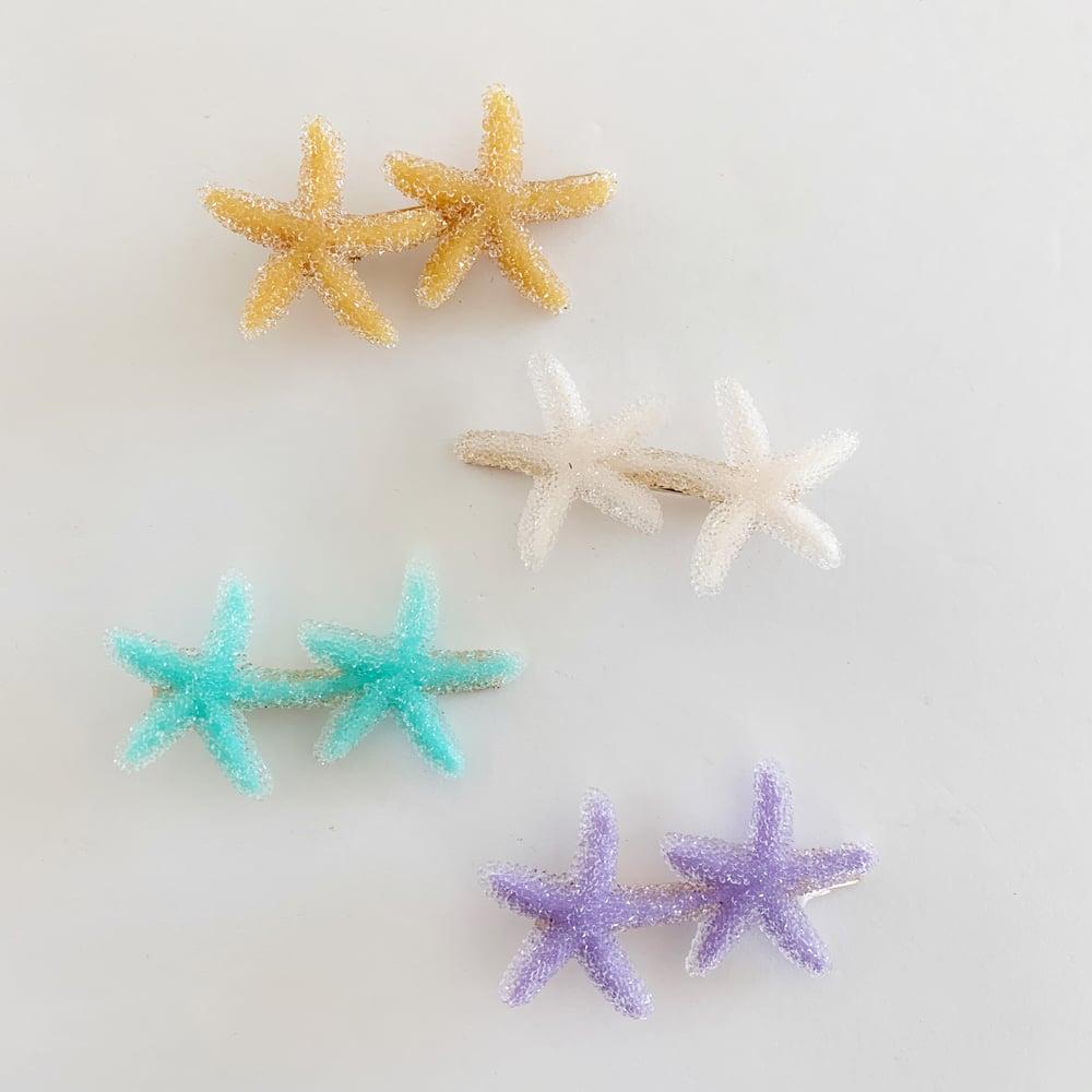 Image of Starfish Hair Clip