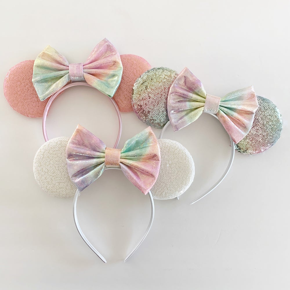 Image of Tie Dye Mouse Ears