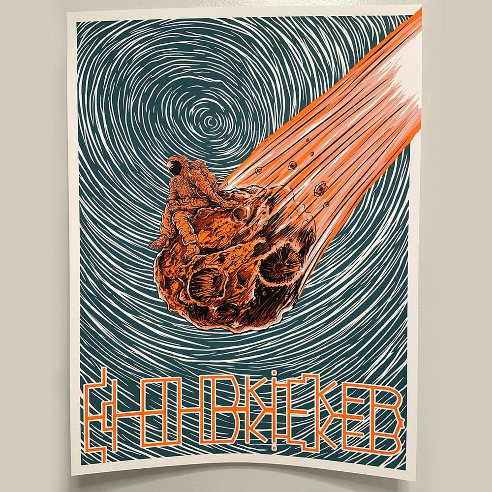 Image of CLOUDKICKER  POSTER