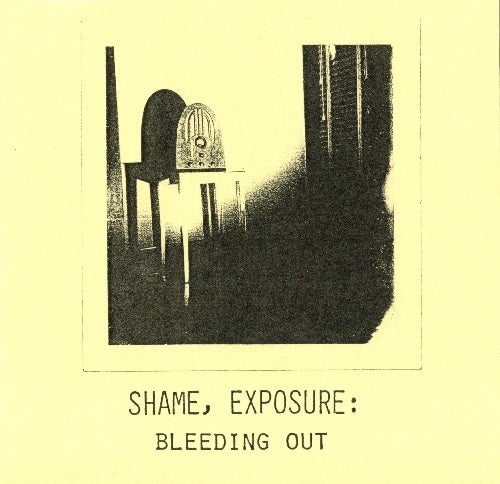 Image of Shame, Exposure: - Bleeding Out (CDr only)