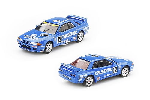 Image of Calsonic GT-R R32 Group A Diecast