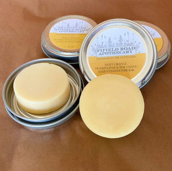 Image of Mini Solid Conditioner Bar with Travel Tin
