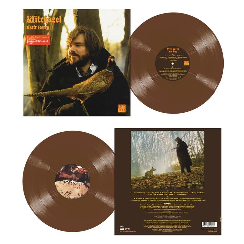 Image of Matt Berry - Witchazel (Caramel Vinyl Reissue) - Pre-order