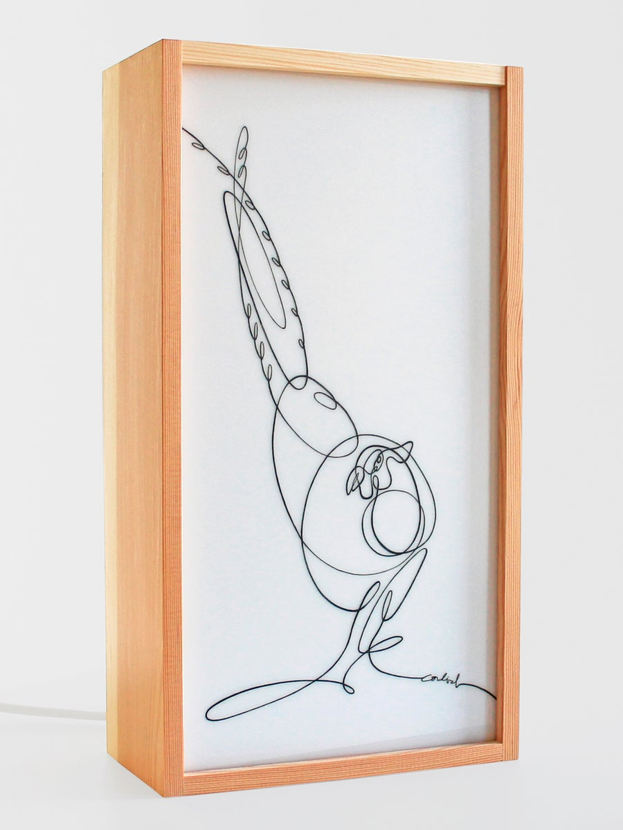 "Image of Leuchte I Lamp ""PHEASANT"""