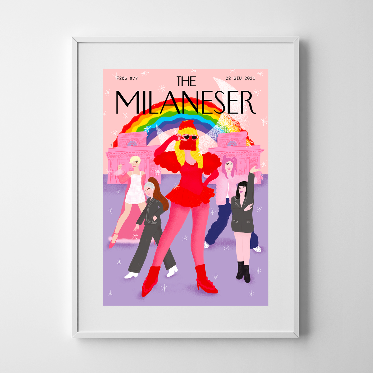 Image of The Milaneser #77