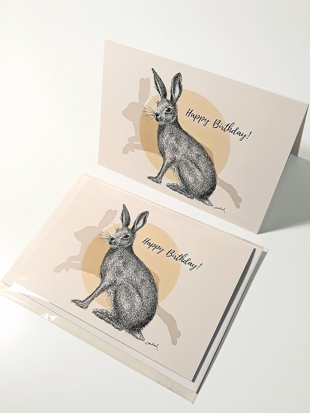 Image of Personalisierte Grußkarten I Personalized Greeting Cards