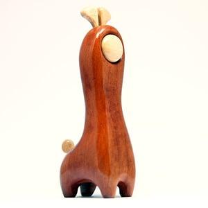 """Image of PEARGIR - 4"""" Wood Designer Toy"""