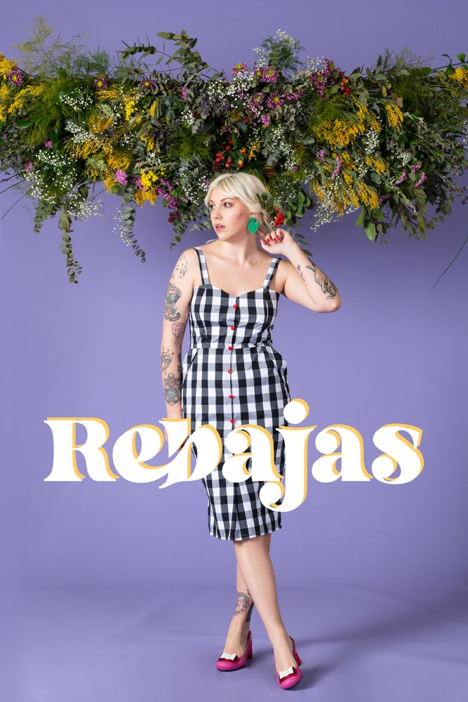 Image of REBAJAS-SALES -30% Vestido pichi Lizzie Magie