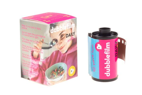 Image of dubblefilm DAILY color