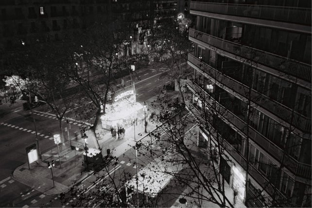 Image of dubblefilm DAILY black&white