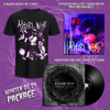 WINTER OF '84 PACKAGE! VINYL + SHIRT + LIMITED EDITION SIGNED POSTER.