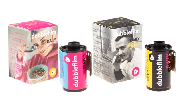 Image of dubblefilm DAILY duo