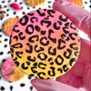 Leopard Print  - Raised Embosser