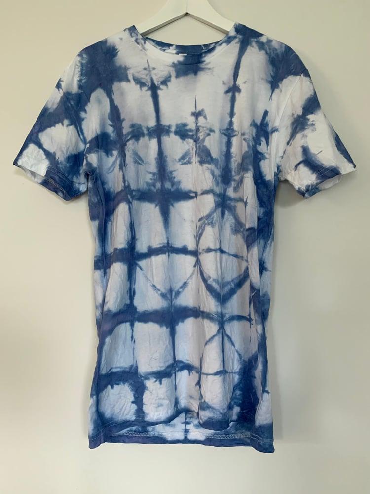 Image of Shibori 1/1 M (Blue)
