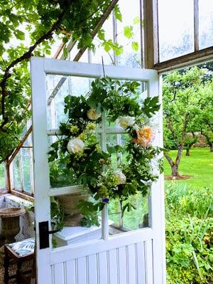 Image of Summer Vine Wreath