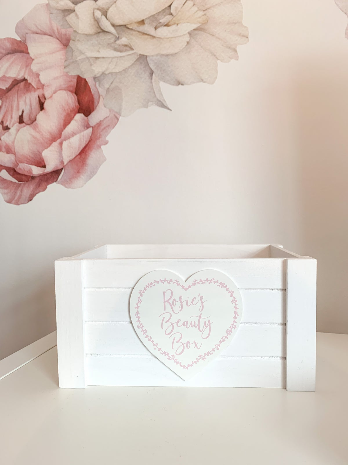 """Image of Personalised """"Beauty/Gadget/Bow"""" Box"""