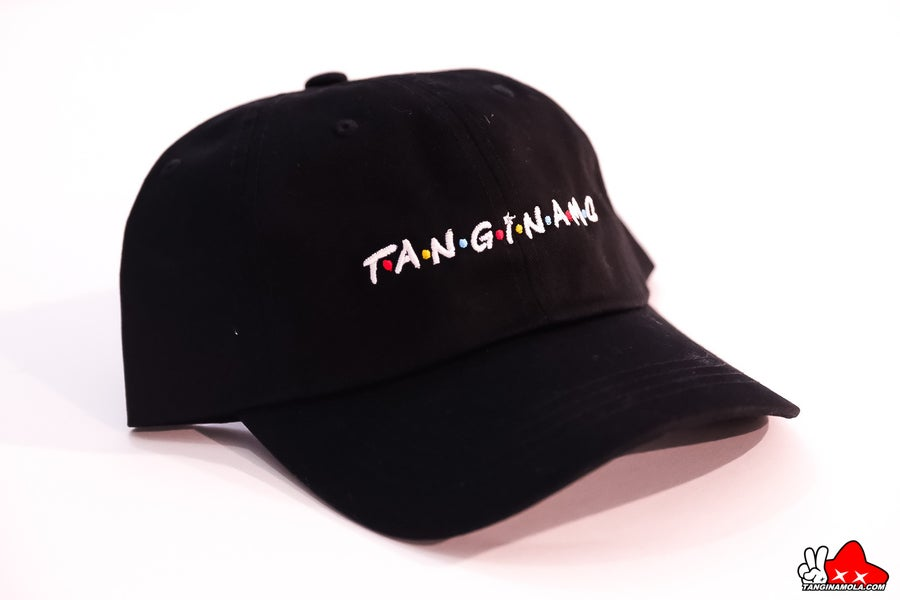 Image of NO FAKE FRIENDS DAD HAT