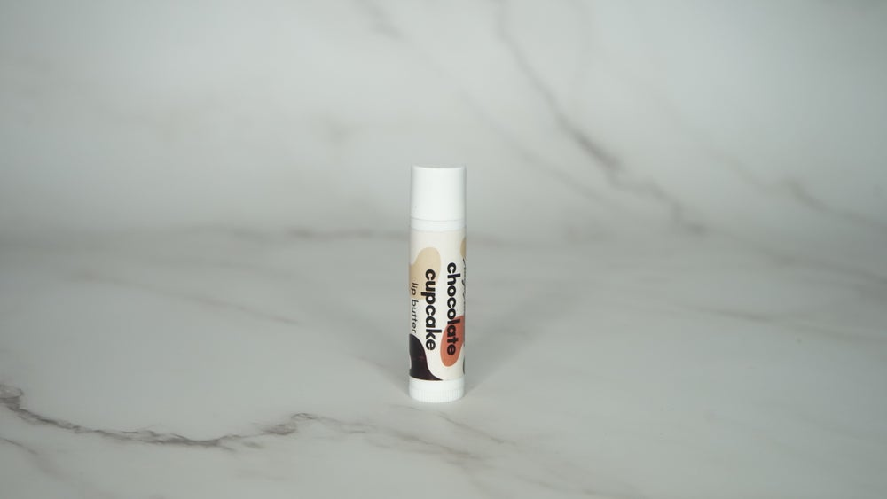 Image of Chocolate Cupcake Lip Butter