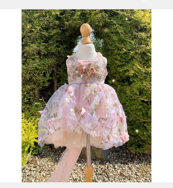 Image of Blossom tree dress