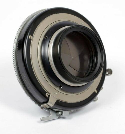 Image of Voigtlander Braunschweig Apo Lanthar 150mm F4.5 lens in Compur #1 #095