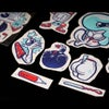 ILCLOD's BOMB Stickers