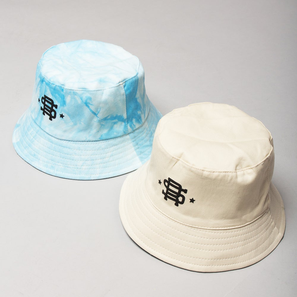 Image of (Reversible) Sky The Limit - Bucket Hat