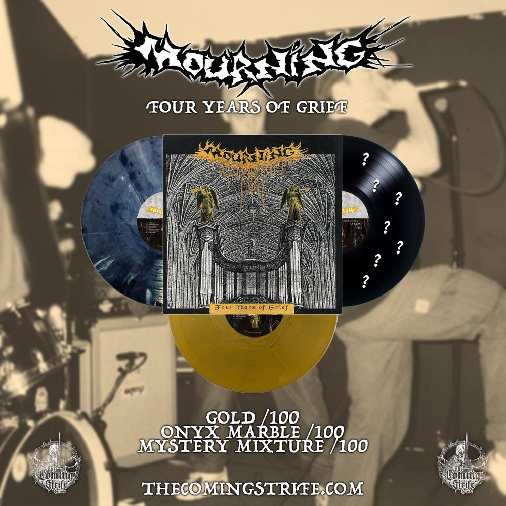 """TCS 050: Mourning - Four Years of Grief 12"""""""