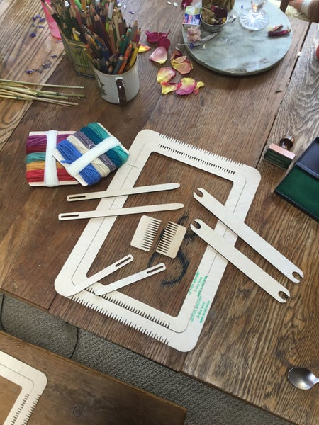 Image of Double Frame Loom kit
