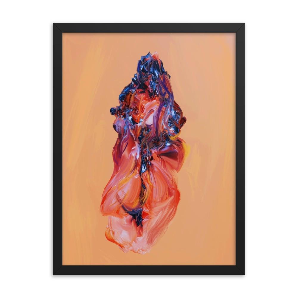 Incarnation Framed Print