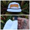 White Barkhaus Hat