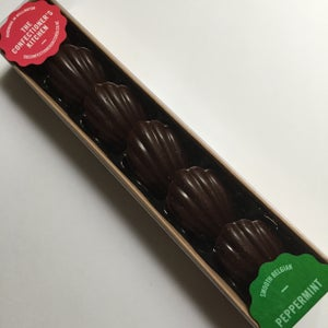 Image of Mint Madeleines