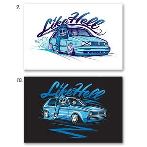 Image of Automotive Art Prints