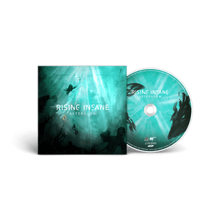 """Image of Rising Insane """"Afterglow"""" CD"""