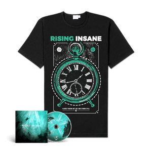 "Image of Rising Insane ""Afterglow"" CD-Bundle"