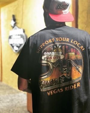 Image of Vegas Rider Tee