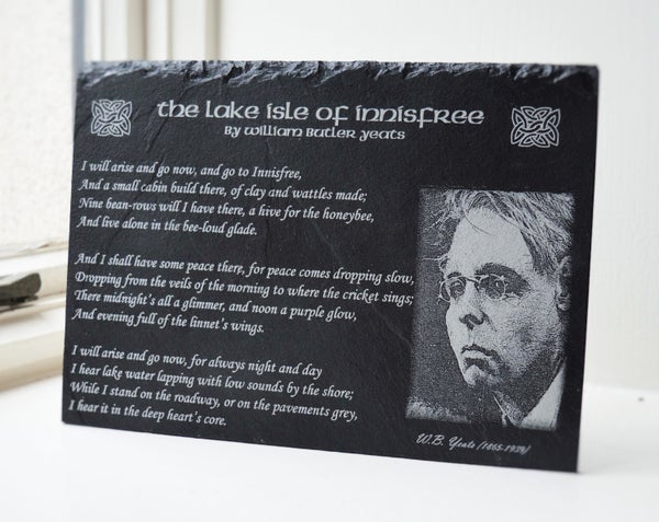 Image of The Lake Isle of Innisfree by W.B. Yeats