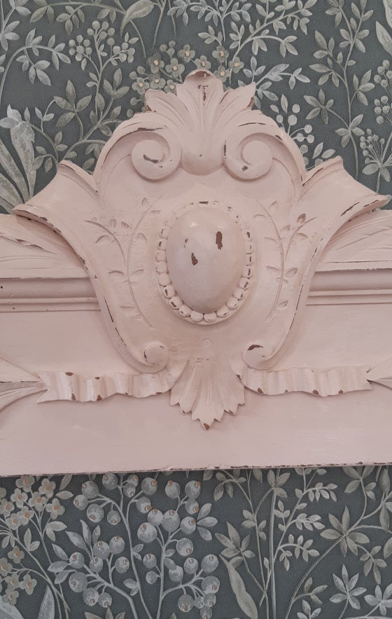 Image of Fronton rose poudré