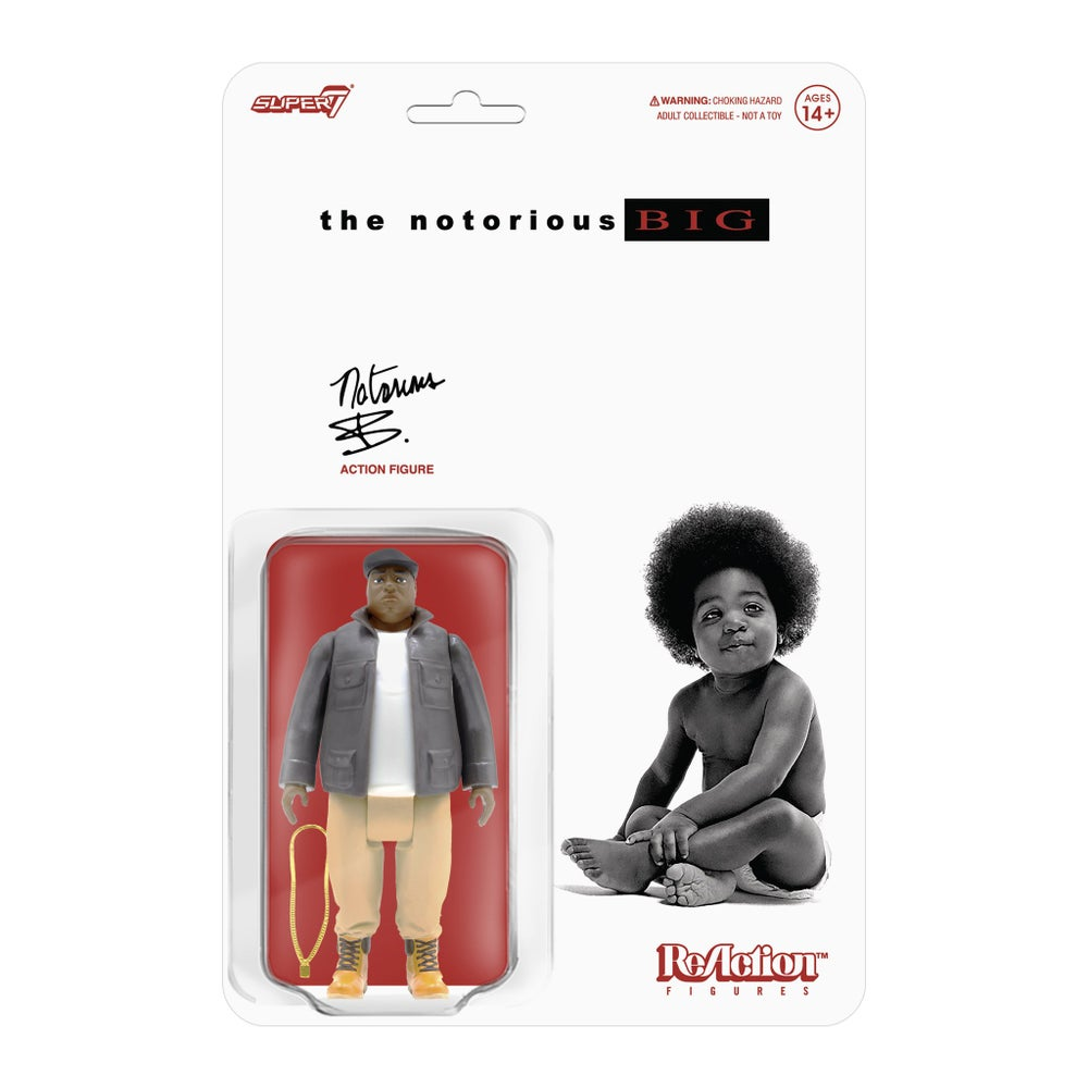 Image of Notorious B.I.G. PreOrder Yo - Last One Left
