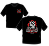 Red Action Ripper Shirt
