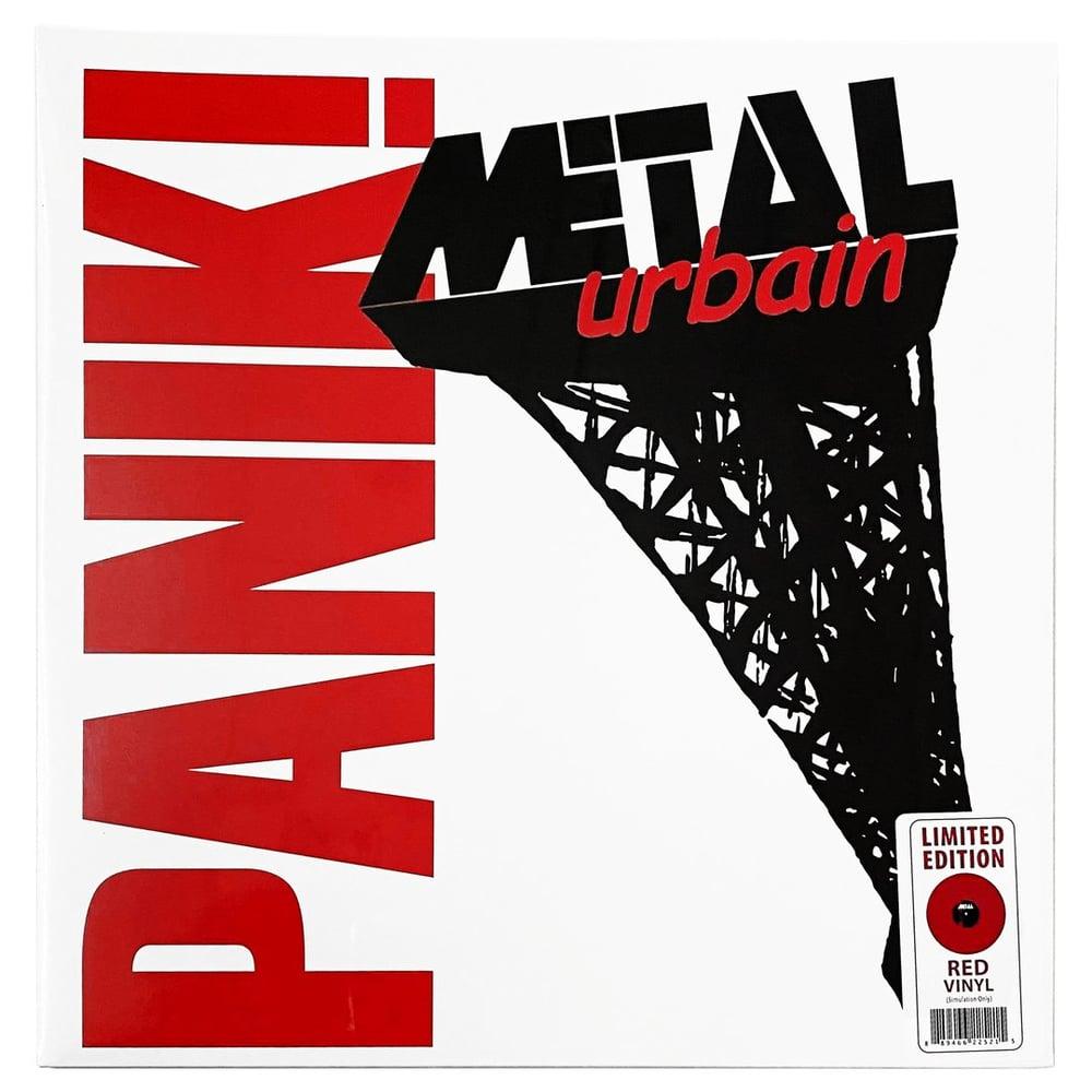 Image of METAL URBAIN - Panik! LP