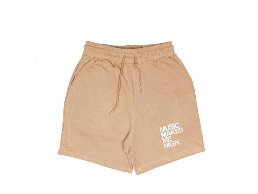Image of MMMH French Terry Shorts * NUDE (unisex)