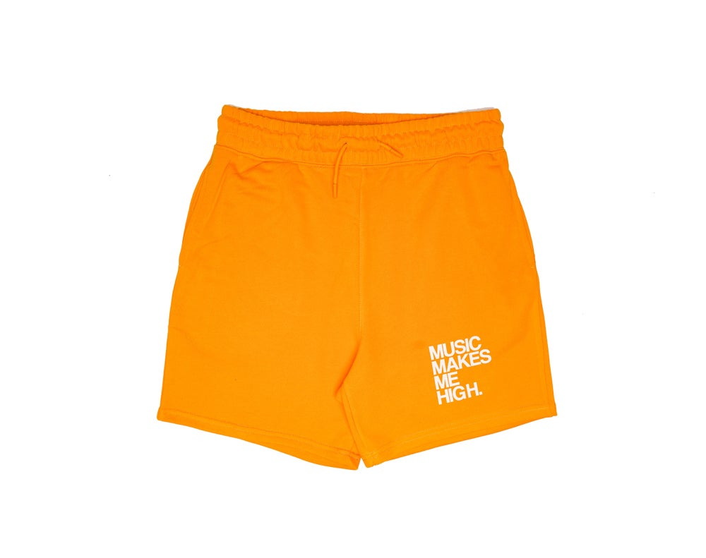 Image of MMMH French Terry Shorts * GOLD (unisex)